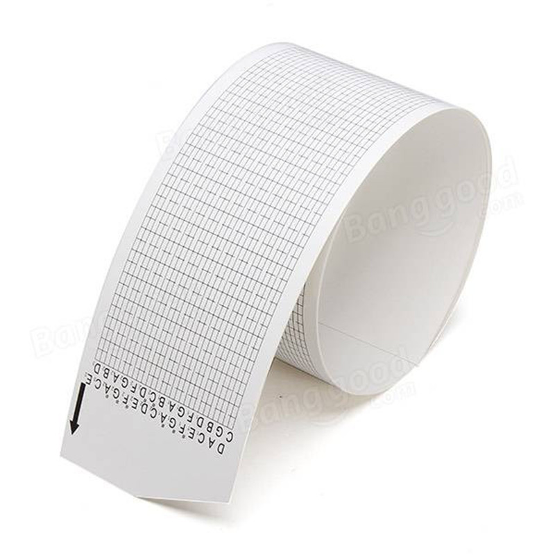 Zebra 10pcs/Set 66x7.1cm Blank 30 Note Paper Tape Strip For Hand Crank DIY Your Songs Music Box Or Movement diy 15 tones hand cranked music box movement with hole puncher and paper tape
