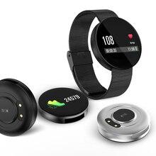 CF007 PRO Smart Bluetooth Bracelet Heart Rate Monitor Blood Pressure Measure Wristband IP67 Waterproof Smart Watch