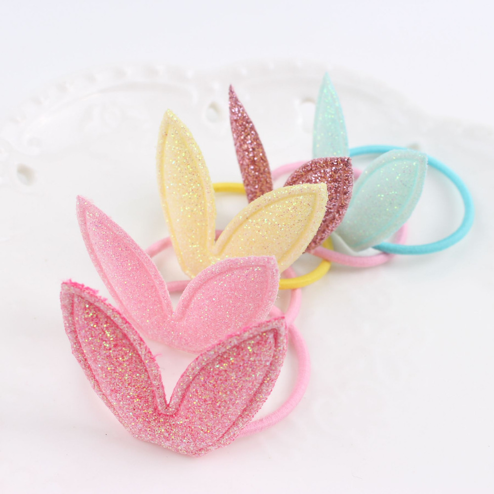 girl rubber band Elastic Hair Bands hair accessories 1pcs