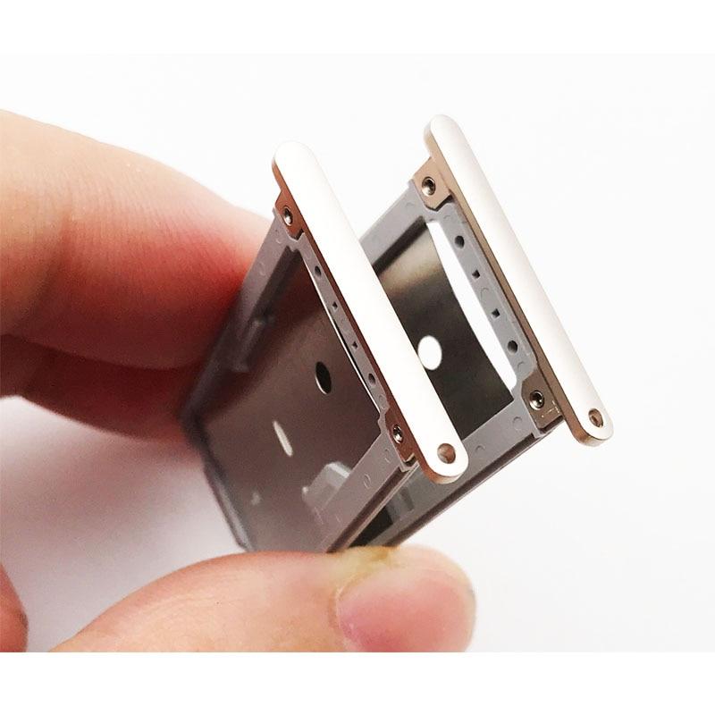 Gold Color SIM Card Tray Slot Holder For Asus Zenfone 3 ZE552kl ZE520KL ZC500TL High Quality