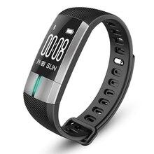 Фитнес трекер часы измерять кровяное давление пульсометр умный Браслет G20 PK mi Группа 2 + бесплатная доставка