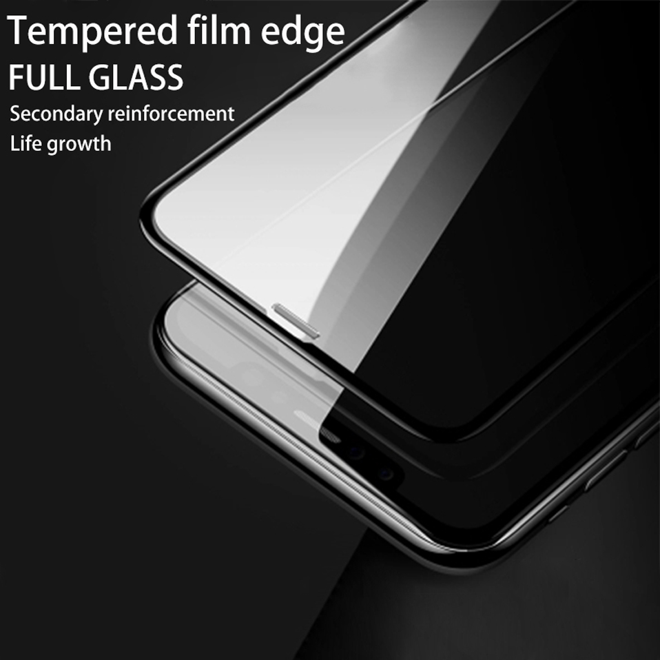 5d Tempered Glass For Xiaomi Redmi Note 5 Pro Full Cover New 2018 Plus Whay Flim Xiomi