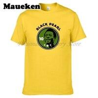 Men Black Pearl 10 Pele Brazil Ball King Legend T Shirt Clothes T Shirt Men S