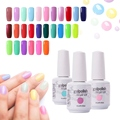 Gel Nail Art 15ml Arte Clavo (Choose Any 6 Colors) Gel Varnish Long Lasting UV Led Lamp Gel Polish 302 Colors Choose Gel Nail