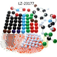Molecular Model Kit LZ 23177 Chemistry Organic Molecule Structure Models Set Student And Teacher Estuches School
