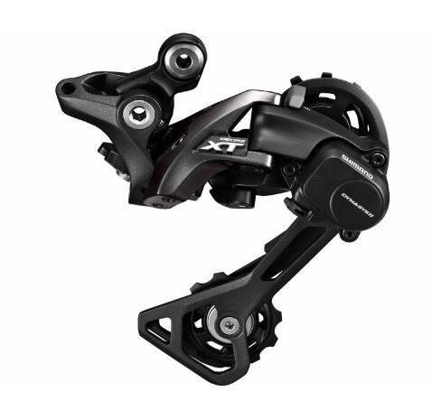 Shimano XT MTB Bike RD M8000 11 Speed Rear Derailleur SGS GS Shadow Free shiping