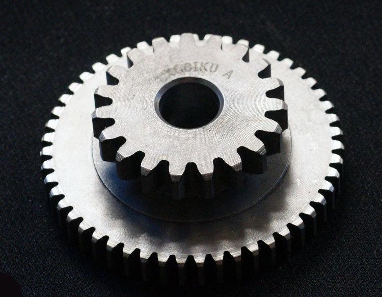 STARPAD For Suzuki GN250 start double gear idler gear free shipping