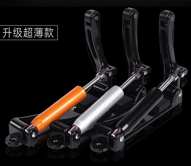 2 UNIDS Freeshipping 110x90x20 MM accesorios de hardware de Piano Pinao caída lenta dispositivo Ultra thin hidráulico buffer (construido tipo externo)