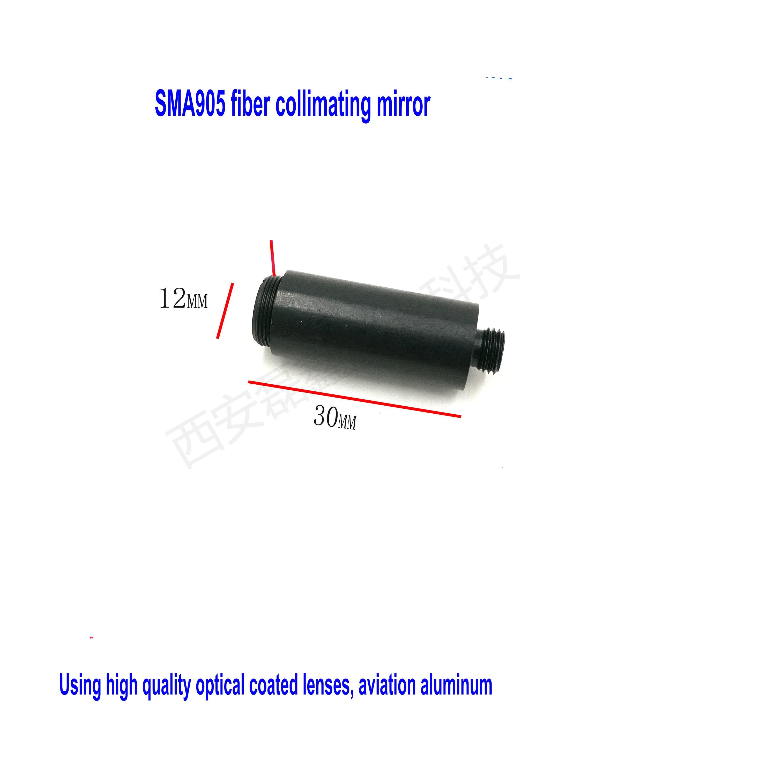 SMA905 Fiber Laser Collimating Mirror Fiber Laser Collimating Mirror Aspheric Fiber Collimator