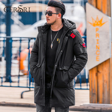 Gersri Winter plus-size 6XL 7XL 8XL Coat men's cotton-padded clothes thicken warm cotton-padded clothes in the long fat Jacket the counter brand quality original design in the winter 2015 easing the big yards of cotton linen women cotton padded clothes