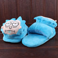 Rick and Morty Rick Morty Plush Slippers Shoes Home House Winter Stuffed Slippers Plush Toys 28cm