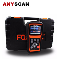 Foxwell NT414 Auto Diagnostic Tool Engine ABS Airbag A/T EPB Service Tool Oil Light Reset OBDII Scanner Free Shipping