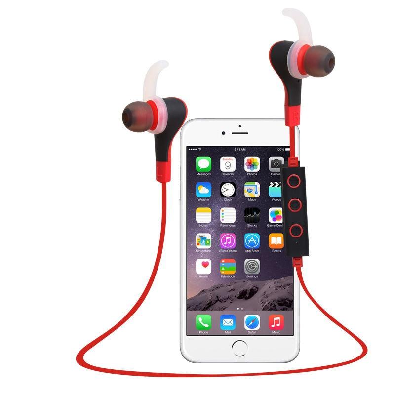 Wireless Bluetooth 4.1 Earphone Headphone for iPhone Samsung Headset