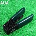 Ftth cable stripper herramienta que prensa fría kit cubiertos es de fibra cubierta de alambre de aguja alicates de desmontaje se puede romper