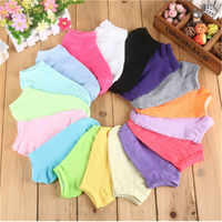 10 Pair Women Invisible Lace Socks Cotton Blended Ankle High Low Cut Socks Female Boat Socks Girls For Spring And Summer
