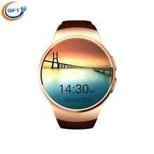 GFT KW18 smart watch sim smartwatch smart pulsuhr rufen sie ihren freund als smartphone mit pulsmesser Passometer