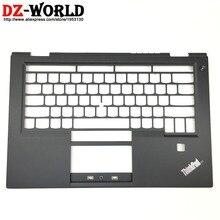Neue Original für ThinkPad X1 Carbon. 20FC 20FB Tastatur lünette Palmrest US Version w/o Touchpad mit FRT Loch SB30K59265