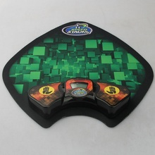 SS Speed Cubing Timer Clock Machine and Mat for Puzzle Cube Accessory for Competition Game Best