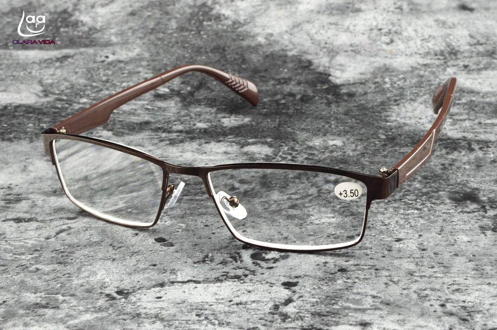 2019 Limited New Clara Vida Great Deal Two Pairs!!! Fullrim Men Women Reading Glasses +1 +1.25 +1.5 +2 +2.5 +1.75 +3.25 +2.75