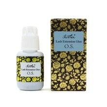 1-2 seconds fast dry eyelash glue Adhesive S+ type low odor lash glue eyelash extension glue 10ml keep 45days