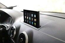 Премиум аудио устройства стерео навигации для 2014-2017 AUDI A3 7 «Ху gps Радио 8 core android 8,0 мультимедийный плеер bluetooth