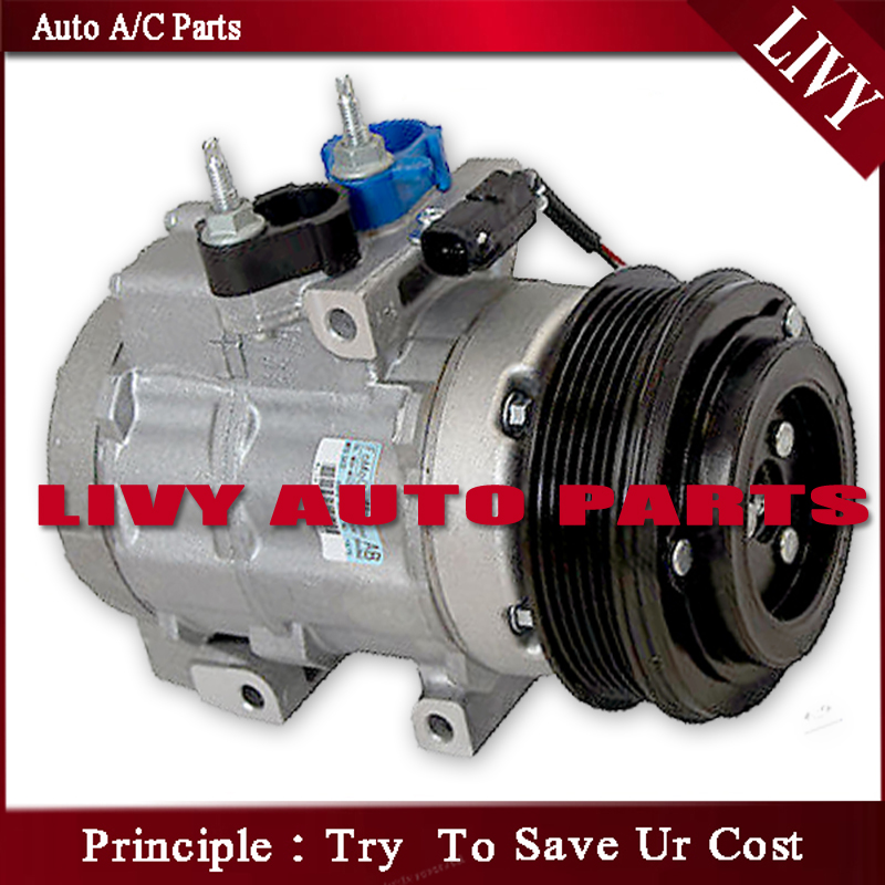 Fs Air Conditioner Ac Compressor For Car Ford Expedition F  F  Super Duty Lincoln Navigator Co C In Air Conditioning Installation