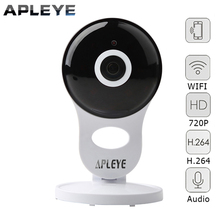 APLEYE WiFi IP Camera P2P CCTV Security Wireless Camera Mini WI FI Baby Monitor Surveillance Camera