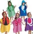 5 Designs Hooded Baby Bathrobe/Baby Towel/Modeling Animal Towels/Kids bath robe/baby bath towel