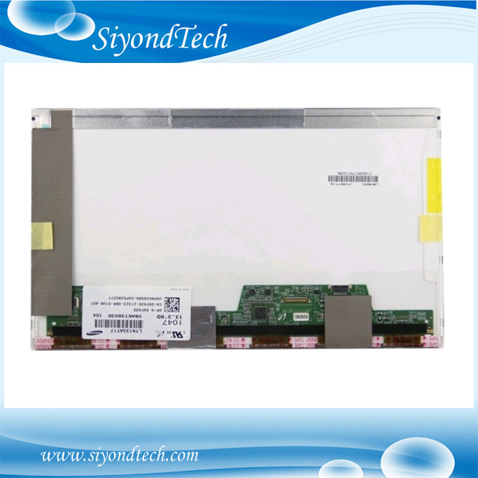 For DELL E4310 E4300 notbook LP133WH1 (TP) (D1) LTN133AT17 laptop LCD Screen 30PIN for dell e4310 e4300 lcd screen lp133wh1 tpd1 ltn133at17 laptop lcd screen 30pin