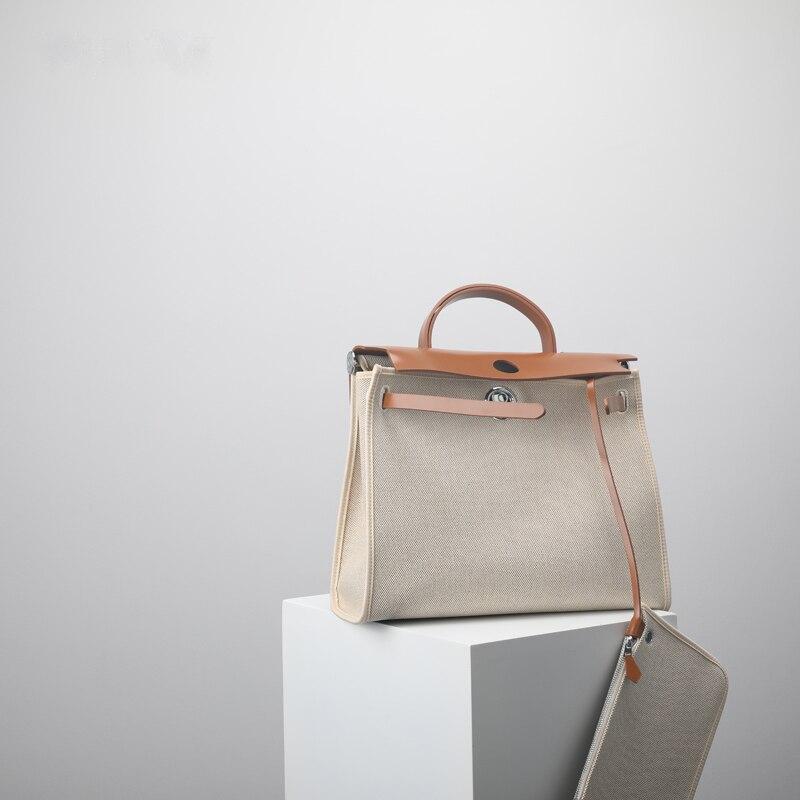 [Hely Coptar] натуральной лоскутное полотно Ретро женской сумочке Для женщин сумки на плечо Бизнес дизайнер ручка сверху Роскошные Дизайнерские