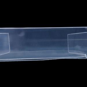 Image 5 - 10 יח\חבילה ברור שקוף עגלות תיבת מקרה עבור Nintend N64 מחסנית מ.ח. מגיני