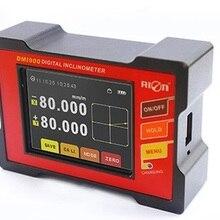 DMI820-15 высокоточные цифровые уклонометры Двухосная горизонтальная линейка цифровой измеритель уровня Высокое разрешение уклонометр