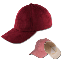 Hot New 2016 Women S Snapback Baseball Caps Women S Autumn Winter Hats Suede Gorras Cap