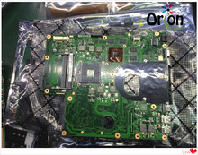 For Asus A15HE A15HC rev 2.1 / rev 2.0 Notebook Motherboard system Mainboard Physical pictureS Tested OK before send