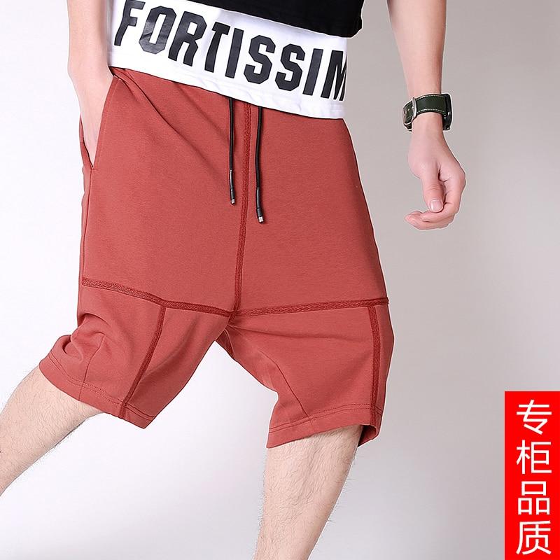 Pantalones cortos de verano nuevos pantalones cortos de algodón - Ropa de hombre