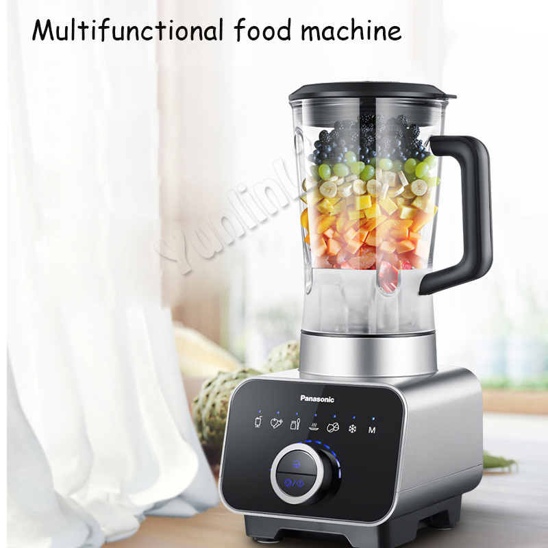 все цены на Multifunction High Speed Blender 1.8L Electric Crushing Machine Juicer Fine Grinding Machine Automatic Mixer 220V/1200W онлайн