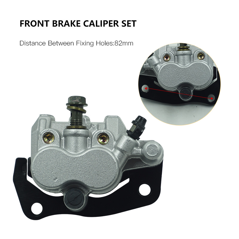 NEW FRONT LEFT /& RIGHT BRAKE CALIPERS FOR YAMAHA RHINO 660 YXR660 2004-2007