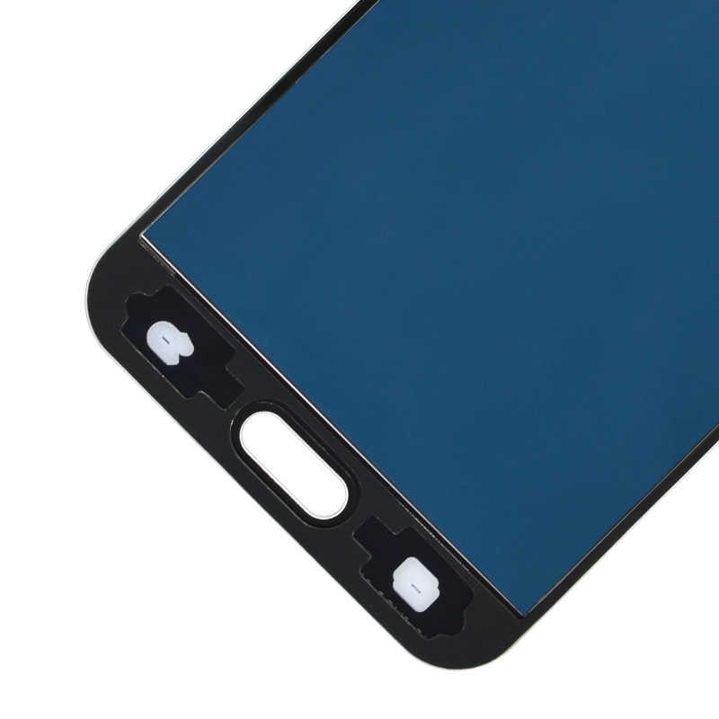 สำหรับ Samsung Galaxy J5 j500 2015 J500F J500H J500FN J500M J500Y จอแสดงผล LCD และระบบสัมผัสหน้าจอ Digitizer Assembly Replacement Parts