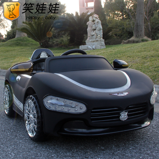 Maserati Four Pairs Of Children S Electric Car Can Drive Remote