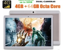 Hot Sale 10 inch tablet 3G 4G LTE Phone Call 8 0MP 1280 800 Octa Core