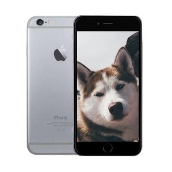 Refurbished Apple iPhone 6 Dual Core 4,7 pulgadas 1 GB RAM 16GB ROM 8MP Cámara WCDMA LTE IPS IOS desbloqueado usado Smartphone 1
