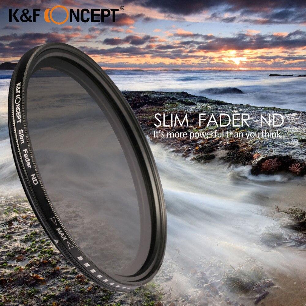 K & F CONCEPT Φίλτρο φακού κάμερας ND 40,5mm - Κάμερα και φωτογραφία - Φωτογραφία 1