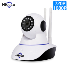 Hiseeu 2MP IP Camera Wifi Home Security IP Camera Surveillance Camera wireless Night Vision CCTV Camera Baby Monitor 720P/1080P sh100s 1mp video surveillance doorbell outdoor camera wifi wireless cam 720p baby monitor night vision wireless ip camera