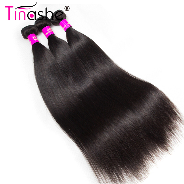 Tinashe Hair Brazilian Straight Hair 3 Bundles Deal 10 30 Inch