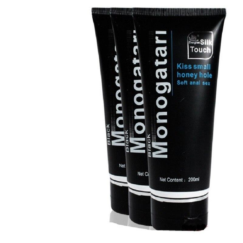 200 ml Silk Touch Vanessa Sex Schmiermittel Körper Massage Sex Creme, auf Wasserbasis Schmierung Öl Vaginal-Gel Sex Produkte für Erwachsene