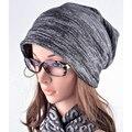 Мужская краткие осенние зимние шапки для женщин шапочки hat мужчины тюрбан хип-хоп колпачок Двойной слой повседневная bonnet gorros вязание шапки мужчины