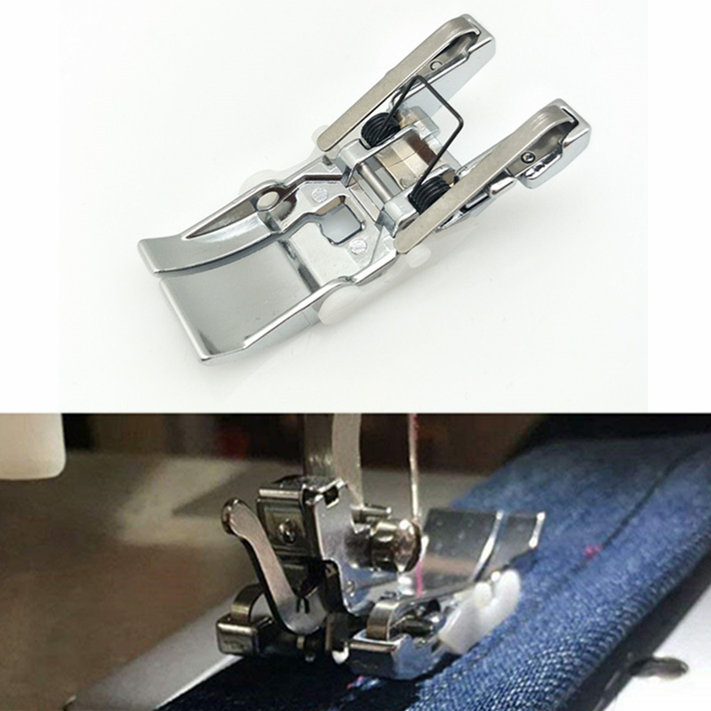 Thick Material Walking Foot Snap On Gliding Presser Foot #672580-FBD10 For TOYOTA RS-2000 Singer Brother 5BB5458