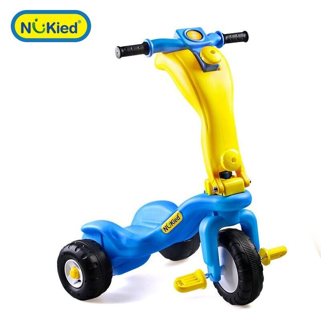 Children Pedal Balance Bikes Car For Infant 2-7year Scooter Driving Bike Gift For Child Tricycle Ride On Cars