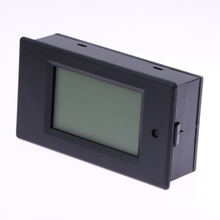Digital DC Voltmeter LED Meter Monitor Voltmeter Ammeter Tester 100A Power Energy Watt Volt Amps Battery