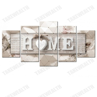 new 5D DIY Square/Round Diamond Embroidery Home Sweet Home Diamond Painting Cross Stitch Full Drill Mosaic Decoration Gift decor